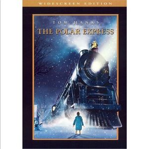 Other - The polar express DVD